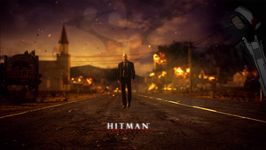 Hitman: Absolution by forgotten5p1rit