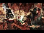 WarHammer 40k Tribute - Holy Inquisitors by Kanthesis