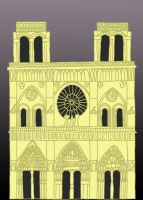Notre Dame by Sakirth