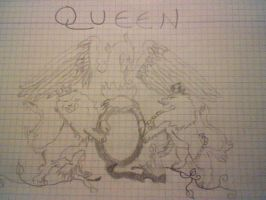 Queen Logo by DarkFlame11