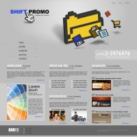 shiftpromo by AndexDesign