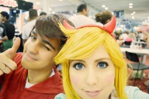 Star_Marco_Cosplay_Starco by NeeHime
