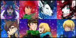 Winter Icons 2010 - Batch 2 by Majime