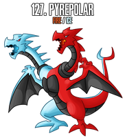 fakemon: 127 by MTC-Studio
