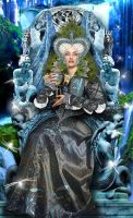 Queen of Cups revised by Elric2012