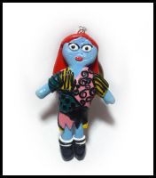 Sally Nightmare Before Christmas Cell Phone Strap by CookingMaru