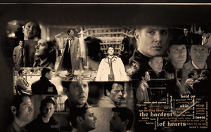 Hardest of Hearts - Dean/Cas by poturiye