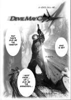 Devil may Cry 4 : pag 1 by Feiuccia