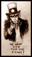 Uncle Sam by elicenia