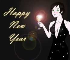 Happy New Year, 2009-2010 by Count-Urbonov