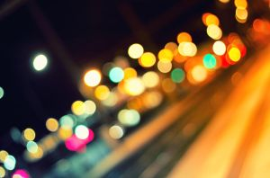 city lights by DeZzibELl