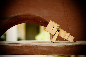 Danbo Doing Some Push-ups..:D by lee-sutil