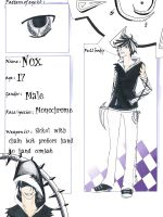 Mc-Vs-Colours: Nox by Il-lu-mi-na-ti