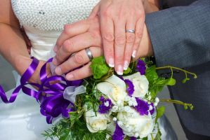 Julie and Terry's Wedding Rings by ExposurePersonality