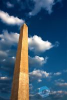 Washington Monument II by shaguar0508