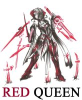 The Red Queen by RyouKazehara