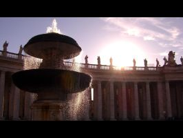 Vatican City by matkool