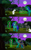 Rainy X Sparky (THG)- Hunting Partners by wezzie1