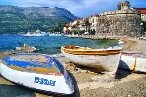 View From Korcula by CitizenFresh