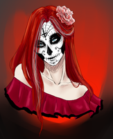 La Muerte by She-Wants-Violence