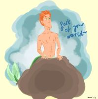finnick of your world by amynotpond