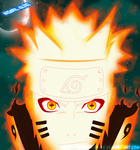 Naruto -mode bijuu sennin- by madara-elias
