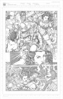 RED SONJA SAMPLE page3 by TheComicFan