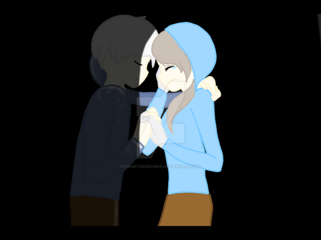 ROTG Art JACK DON'T LEAVE ME! by Paigethedrawer
