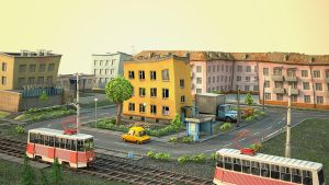 Little Town by Aci-RoY