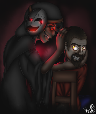 Worst Nightmare (Commission) by KATEtheDeath1