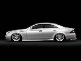 Mercedes CLS 500 Tuner by p5yc0