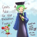 Adz Graduation by pinachi