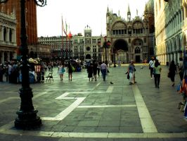 St. Mark's Square II. by mytruelies