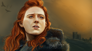 Ygritte by EvelinaLindqvist