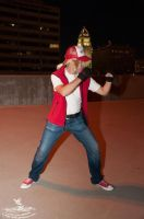 Terry Bogard cosplay 7 by IronCobraAM