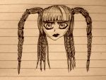 Gothic Hairstyle by ACiDAT0R