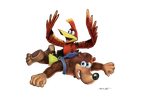 Banjo-Kazooie by AnimationGeek101