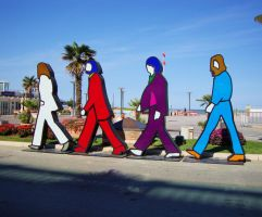 Wait,this is not Abbey Road by DeaDiscordia
