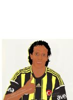 Bruno Alves Cartoon by SemihAydogdu