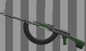 CT - AK-RPK by Psychotic12