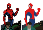 Go Spidey! - Flats by nocturnalgeek10