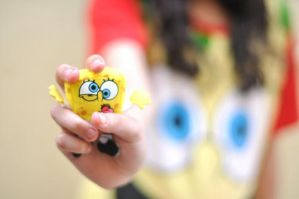 Me Loves Spongebob by prettyphotos