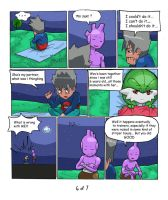 Pokemon trainer 5 ~ page 6 of 7 by MasterPloxy