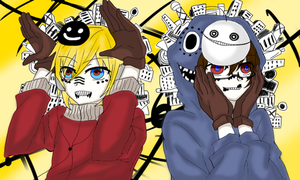Matryoshka - Pewds and Cry by Kyun-Sein