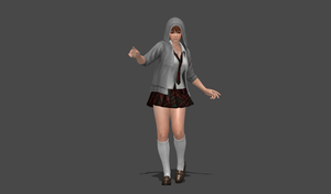 Mixing DOA5 clothes with other DOA5 models Ep.02 by bstylez