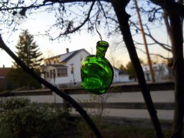 Green Glass Garden by Readmeabook21