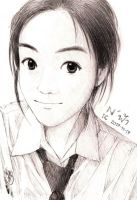 Thai girl student by cocon