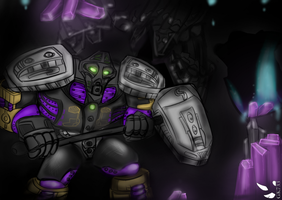 BIONICLE: Onua Master of Earth by gk733