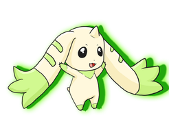 Terriermon by Ninja-Sneezes