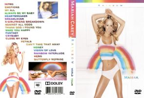 Mariah Carey Rainbow Tour DVD by utskushi-billy